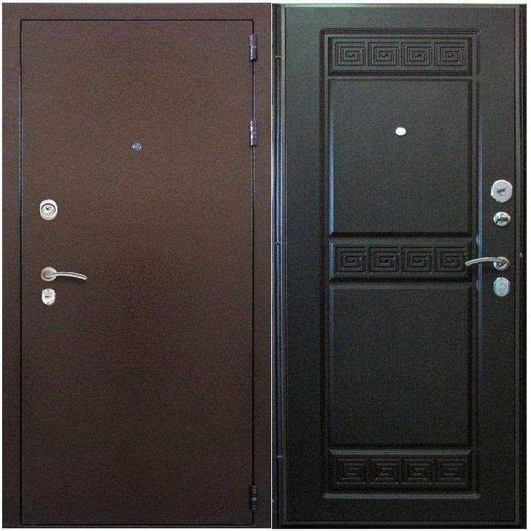 дверь входная металлическая 16 мм